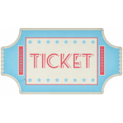 At The Fair- Ticket