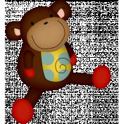 Sweet Dreams- Toy- Monkey