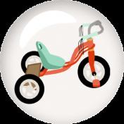 Ride A Bike- Bicycle- Brad 2