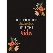 Ride A Bike- Journal Card 03