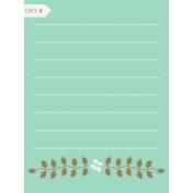 Ride A Bike- Journal Card 06