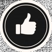 Ride A Bike Word Bits- Thumbs Up