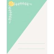Ride A Bike- Journal Card 12