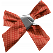 Ride A Bike- Ribbon Bow- Red