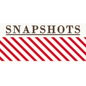 Brothers and Sisters- Snapshot Tag