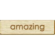 Brothers and Sisters- Amazing Wood Veneer