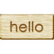 Brothers and Sisters- Hello Wood Veneer