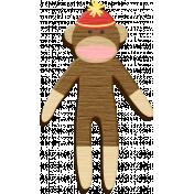 Oh Baby Baby June 2014 Blog Train- Sock Monkey