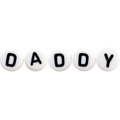 I Love You Man- Beads- Daddy