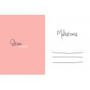 Oh Baby Baby- Eleven Months- Milestone Card Pink 02