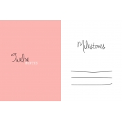 Oh Baby Baby- Twelve Months- Milestone Card Pink 02
