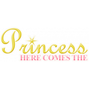 It's The Magic: Fairy Tales Edition- Here Comes The Princess