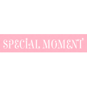 It's The Magic: Fairy Tales Edition- Special Moment