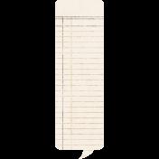 Heat Wave Elements- Speech Note Paper
