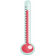 Heat Wave Elements - Thermometer