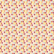 Heat Wave Papers- Patterned Paper 14