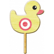At The Fair- Duck Target