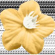 At The Fair- Fabric Flower 01