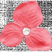 At The Fair- Fabric Flower 02