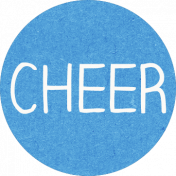 At The Fair- Cheer Label