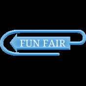 At The Fair- Paper Clip