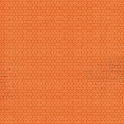 Cast A Spell- Honey Comb- Orange Paper