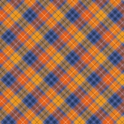 Cast A Spell- Plaid Paper