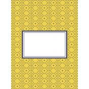 Buried Treasures- Journaling Card 04