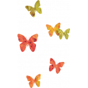 Buried Treasures- Butterflies