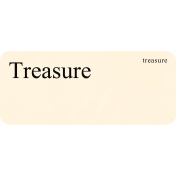 Buried Treasures- Flash Card
