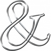 Buried Treasures- Wire Ampersand