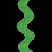 It's Elementary, My Dear- Green Ric Rac 01