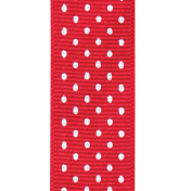 It's Elementary, My Dear- Red Polka Dot Ribbon 01