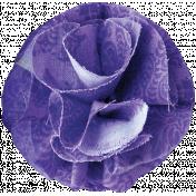 It's Elementary, My Dear- Fabric Flower 04