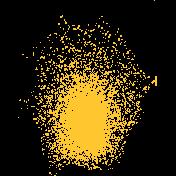 It's Elementary, My Dear- Yellow Paint