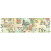 It's Elementary, My Dear- Colorful ABCs Washi Tape Kit