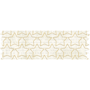 It's Elementary, My Dear- Stitched Stars Washi Tape