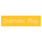 Dramatic Play Word Art