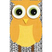It's Elementary, My Dear- Owl
