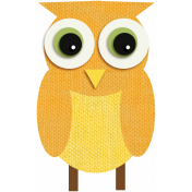 It's Elementary, My Dear- Owl