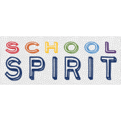 School Spirit Word Art