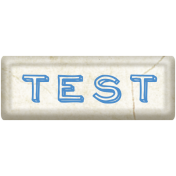 Test Word Art