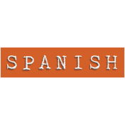 Spanish Word Snippet