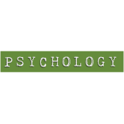 Psychology Word Snippet
