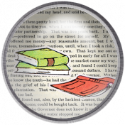 Reading, Writing, and Arithmetic- Book Brad