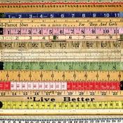 Rulers Paper
