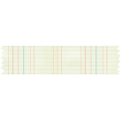 Reading, Writing, and Arithmetic- Ledger Washi Tape