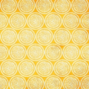 Yellow Circles Paper