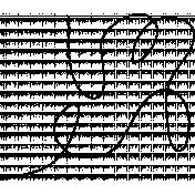Swirl Doodle Template 008