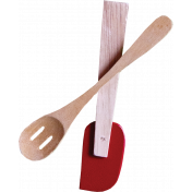 Spatula and Spoon